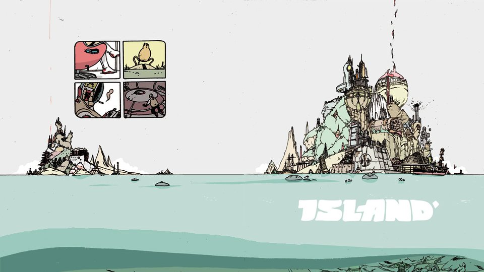 5 Takes on Island #1