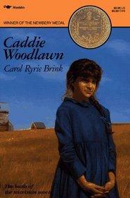 Caddie Woodlawn, Carol Ryrie Brink, Aladdin 1999