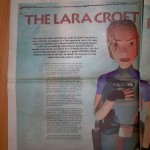 Victoria Coren on Lara Croft, The Times, 1999