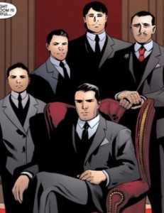 Batman and Robin #10, Tomasi & Gleason. DC, 2012