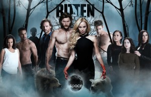 Bitten (2014) | Stars: Laura Vandervoort, Greyston Holt, Greg Bryk