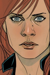 Black Widow #18, Edmondson & Noto. Marvel Comics, 2015