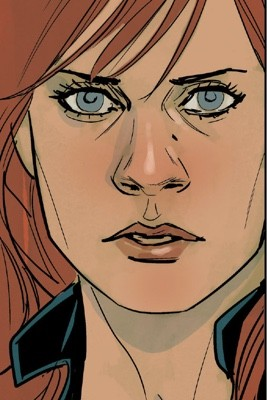 Black Widow #18, Edmondson & Noto. Marvel Comics, 2015