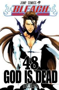 The cover of Bleach volume 48. Story & art by Kubo Tite. VIZ Media/Shueisha.