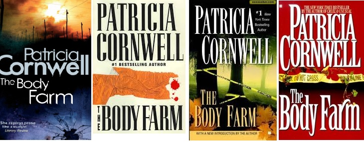 Books That Shaped Me: The Body Farm