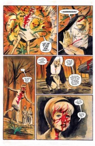 Chilling Adventures of Sabrina by Roberto Aguirre-Sacasa, art by Robert Hack, Archie Horror, 2015