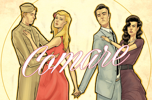 Kickstarter of the Week: Comare, the Other Woman