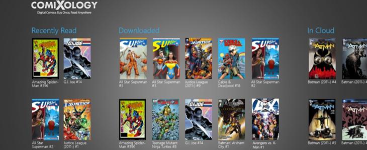 Comic Reader App War: Comixology vs. Sequential