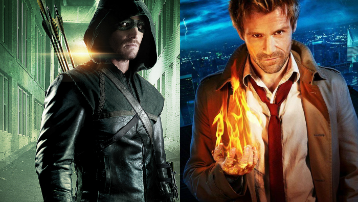 CW Resurrects John Constantine for Cross-network Crossover Episode