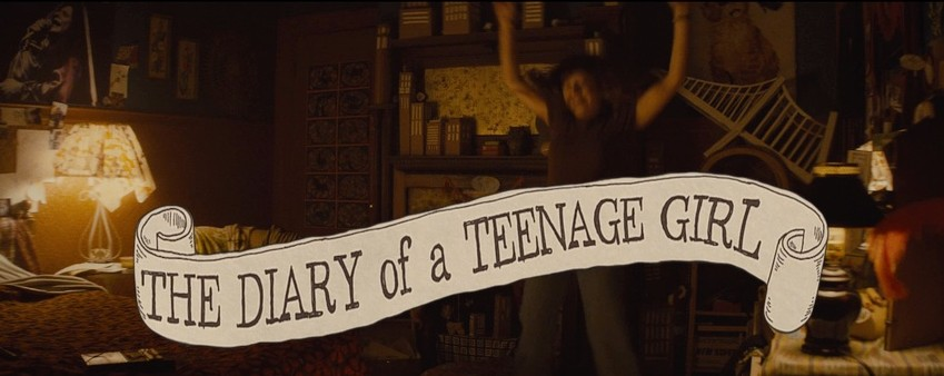 Everyone Wants to Be Touched: Diary of a Teenage Girl