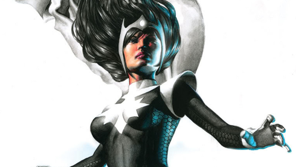 The Flash's Doctor Light Will Be A Lady