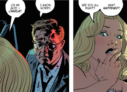Fade Out #07, Brubaker & Phillips. Image, 2015