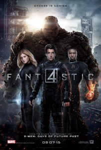 Fantastic Four (2015) Director: Josh Trank Writers: Simon Kinberg (screenplay), Jeremy Slater (screenplay), 3 more credits » Stars: Miles Teller, Kate Mara, Michael B. Jordan |