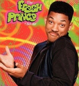 Fresh Prince of Bel-Air. Will Smith. 1990-1996. NBC.