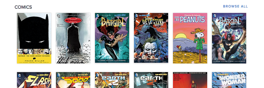 Finally! Hoopla Brings Digital Comics to Libraries