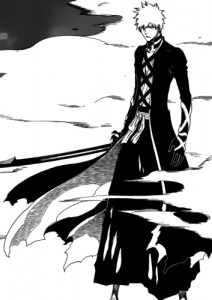 Ichigo Kurosaki from Bleach. Story & art by Kubo Tite. VIZ Media/Shueisha.