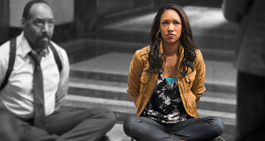 Candice Patton. The Flash. Iris West. 2014. The CW. DC Comics. TV.