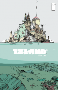 Island #1 Brandom Graham, Image Comics, August 2015