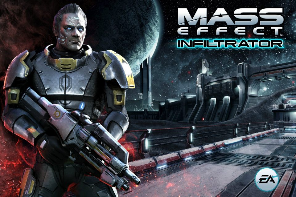 Mass Effect Infiltrator, Electronic Arts