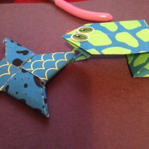 Origami non-fails