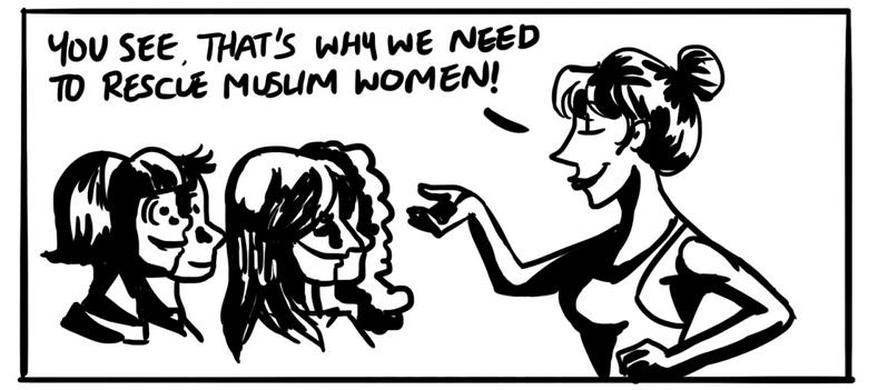 Diversity in Muslim Superheroes: The Webcomic Qahera