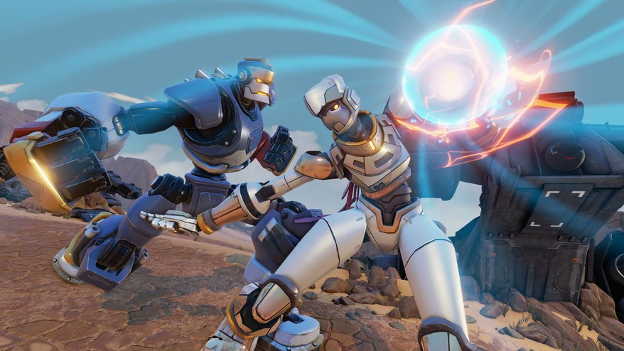 Rising Thunder Technical Alpha, Radiant Entertainment, 2015