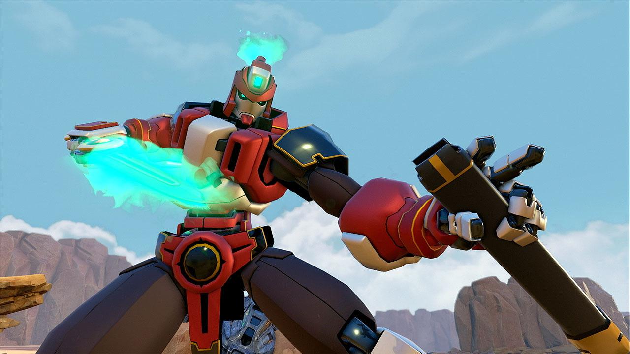 No More Button Mashing: Rising Thunder's Technical Alpha