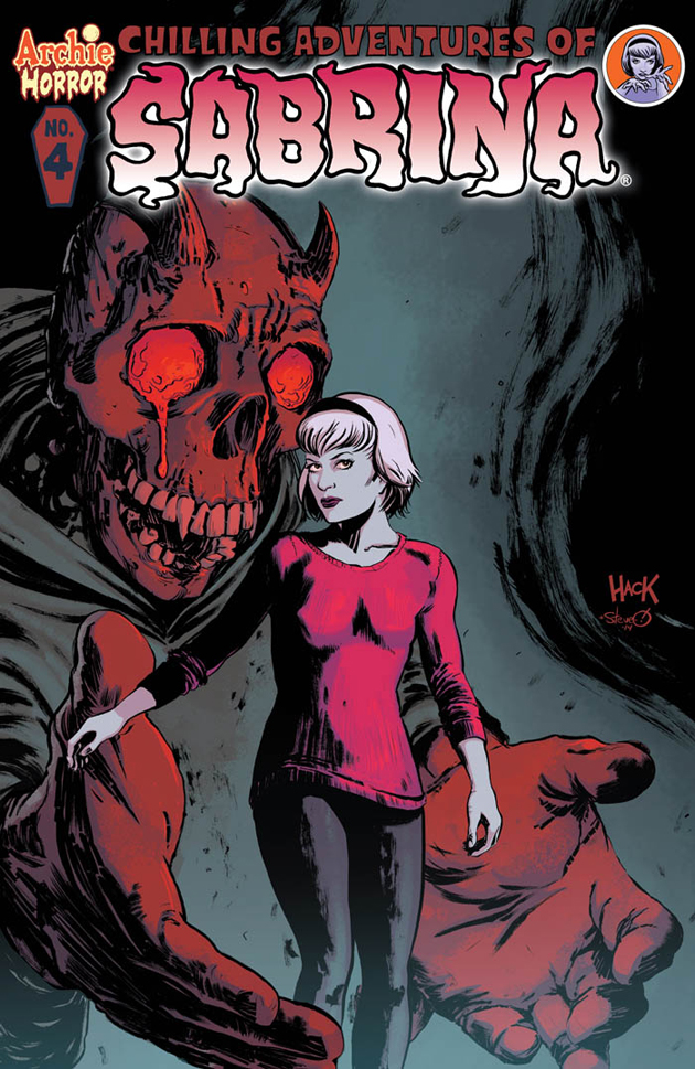 Review The Chilling Adventures Of Sabrina 4 Does Horror