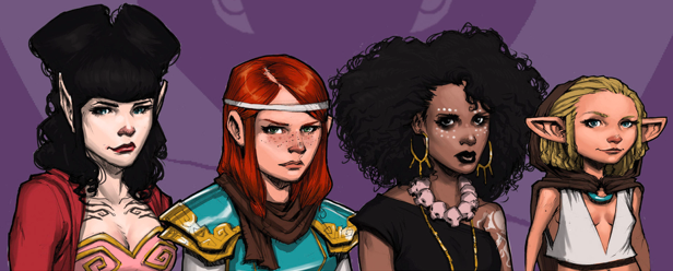 Rat Queens #02, Wiebe & Upchurch. Image, 2013