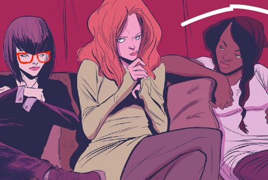 Spider Gwen #01, Latour & Rodriguez. Marvel Comics, 2015