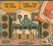 Hip Hop Family Tree Vol 1. Ed Piskor. Fantagraphics.