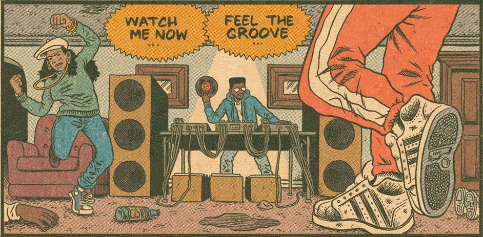Hip Hop Comics You Should Check Out
