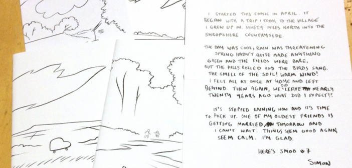 Smoo #7 - Simon Moreton / Grindstone Comics