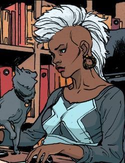 Storm #10, Pak & Ibanez. Marvel Comics, 2015