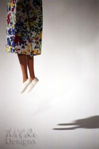 WildeDesigns_Barbie Murders Series - Hanging Barbie print