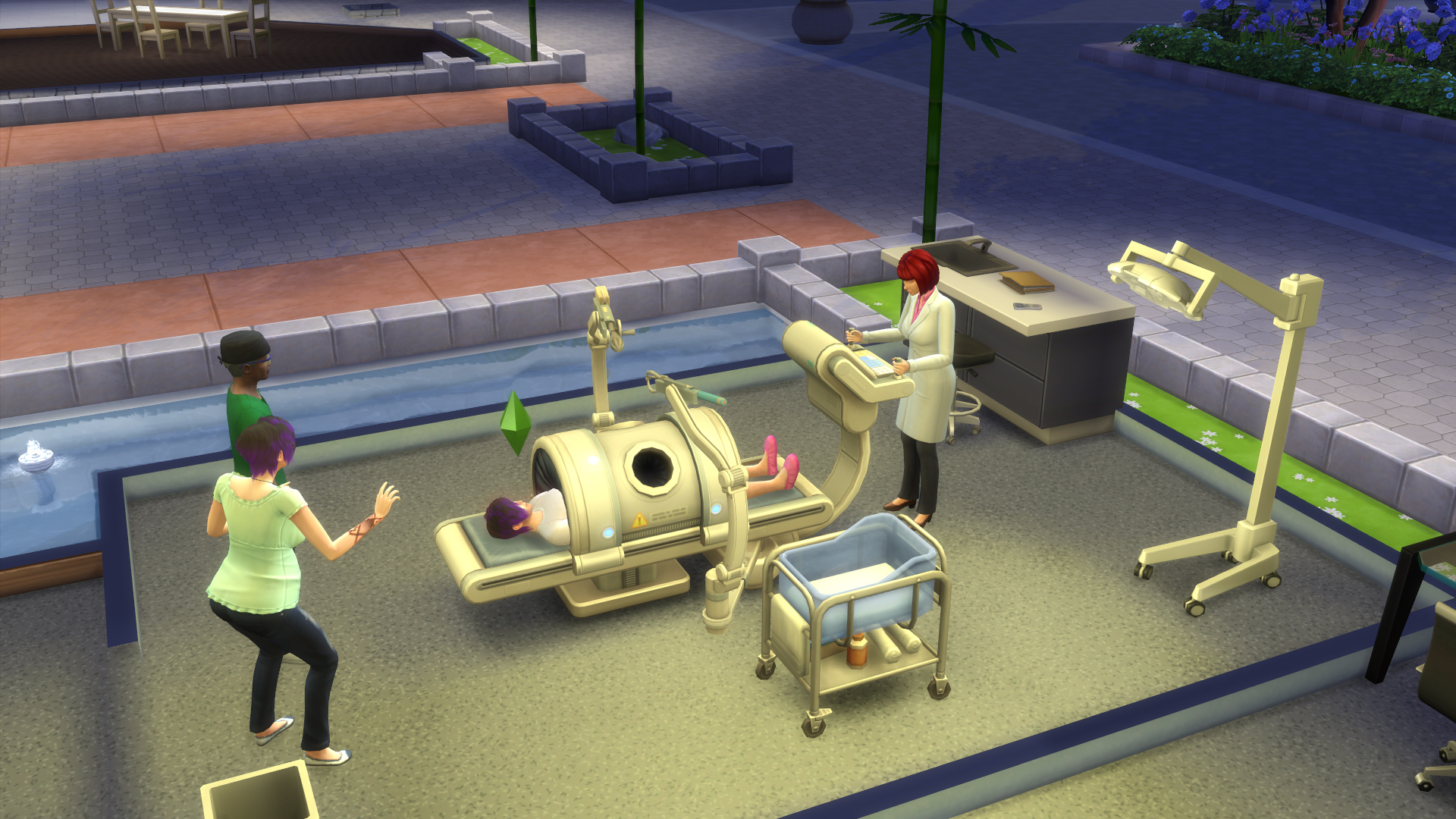 The Sims 4, Maxis & The Sims Studio, Electronic Arts, 2014/2015