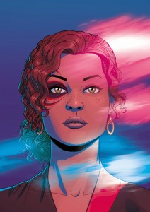 The Wicked + The Divine #01, Gillen & McKelvie. Image, 2014