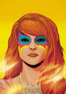 The Wicked + The Divine #02, Gillen & McKelvie. Image, 2014
