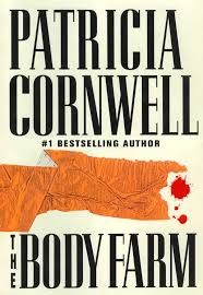 As with many popular best-sellers, The Body Farm has seen a few different covers.