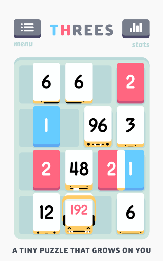 Threes, Sirvo LLC