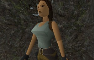 Lara Croft, Tomb Raider, 1996, Core Eidos