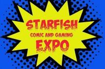 Starfish Comic and Gaming Expo Logo