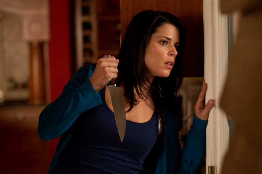 Sydney, Scream, Neve Campbell