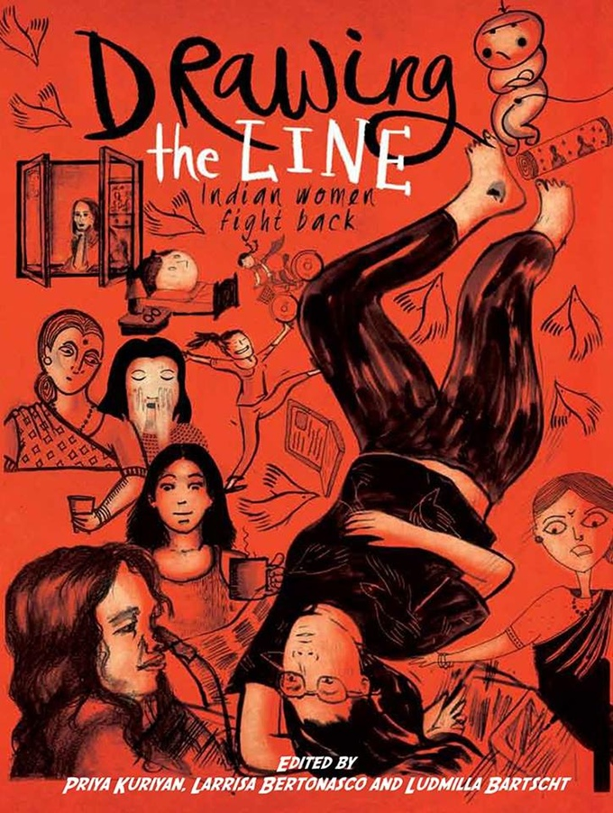 Drawing the Line: Indian Women Fight Back