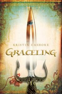 Graceling, Kristen Cashore, Harcourt, 2008