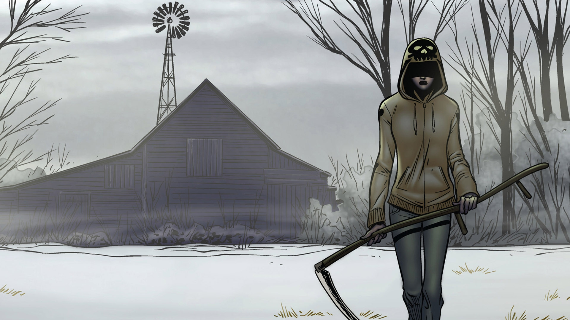 Horror vs. Crime: We Talk Revival with Tim Seeley and Mike Norton