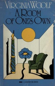 A Room of One's Own, Virginia Woolf, Harvest/Harcourt Brace Jovanovich, 1957
