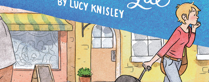 "Coming of Age: Finding Direction in Lucy Knisley's ""An Age of License"""