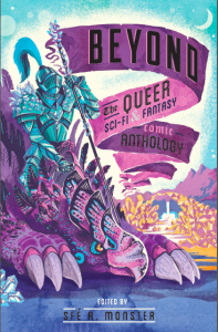 The Beyond Anthology Cover.