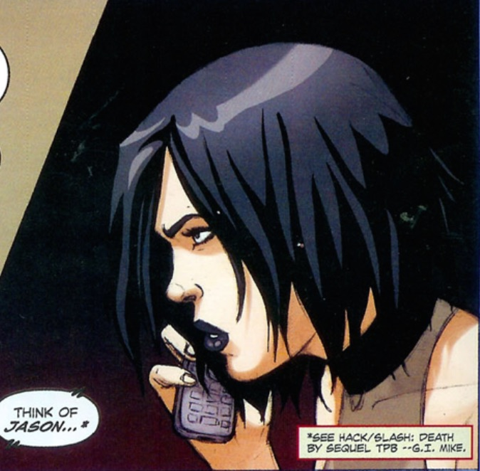Hack/Slash: The Series #1, Seeley & Stone. Devil's Due , 2007